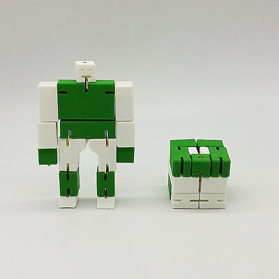 Cube Robot Toy for Adult and Child