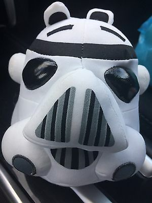 Star Wars Angry Birds Plush 5 Inch Pig STORM TROOPER