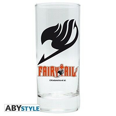 """FAIRY TAIL - Glass """"Guild Emblem"""". Abystyle. Best Price"""