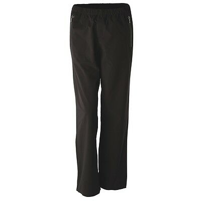Wilson Staff Ladies Performance Rain Trousers Black Size M. Delivery is Free