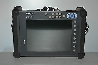 Siecor OTDR plus Multitester II Model #340-1 W/ Module #340M-5610