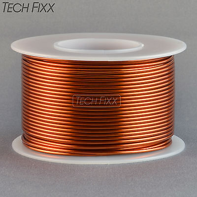 Magnet Wire 18 Gauge AWG Enameled Copper 75 Feet Coil Winding and Crafts 200C