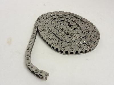 145193 Old-Stock, MFG- 06B-1 SS Roller Chain #06B, 9.52mm Pitch, 8-1/2' Long