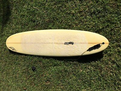 8'1 Second Hand Surfboard. Good condition. Classic longboard.