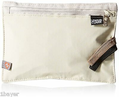 Lewis N. Clark RFID Hidden Travel Money Coin Passport Dollar Pouch Belt Wallet