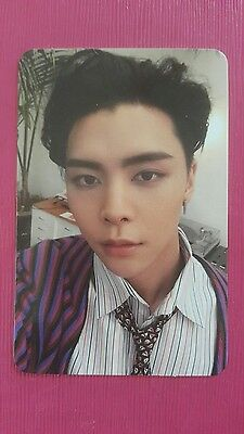 NCT #127 JOHNNY Official PHOTOCARD 3rd Album CHERRY BOMB Photo Card 쟈니
