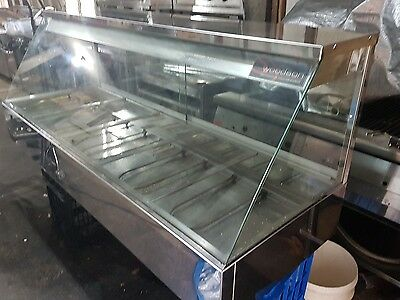Woodson WHFS25 Hot Food Bar Bain Marie