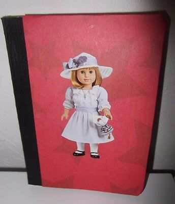 American Girl Doll Nellie Custom Made Mini Star Journal Notebook Adorable Gift