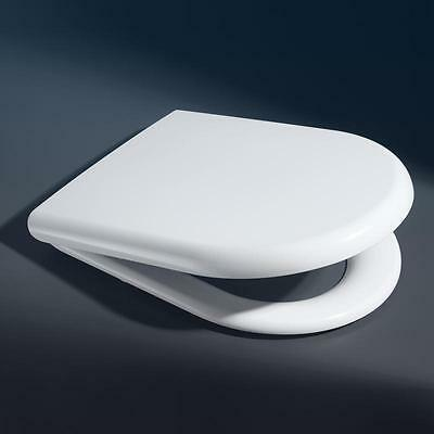 Caroma Metro Toilet Seat for Wall Faced Suite Soft Close 300028W