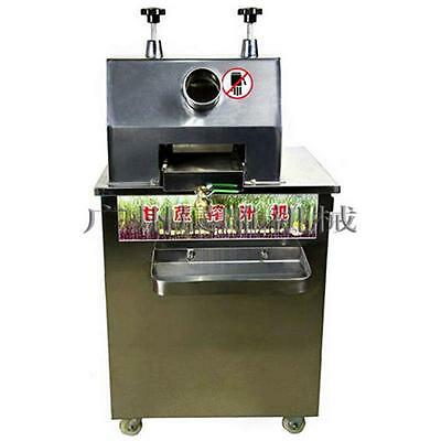 Battery Type Stainless Steel Sugar Cane Juice Machine