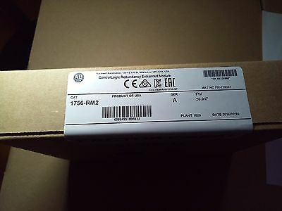 1PC New Allen Bradley 1756-RM2 /A ControlLogix Redundancy Module