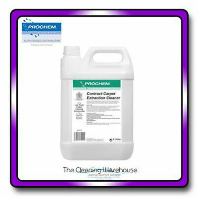 Prochem S774-05Ltr Contract Carpet Extraction Cleaner Liquid Detergent