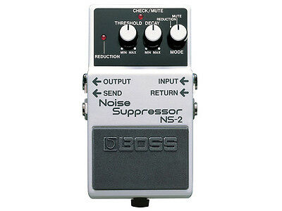 BOSS NS 2 Noise Suppressor pedale chitarra