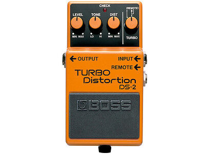 Pedale Boss DS2 Turbo Distortion