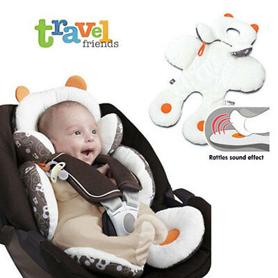 Infant Support Car Seat Stroller Pushchair Cushion Pad Buggy Cover Baby Kid US