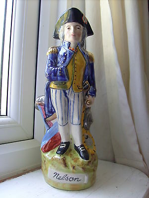 Antique Lord Nelson Large Jug  28cms