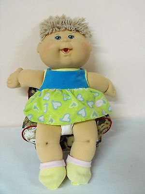 A  CABBAGE PATCH KID SOFT BODY DOLL,ORIGINAL OUTFIT. 36cm-14inch., 2004 OAA