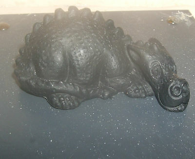 latex mould mold small dragon ornament