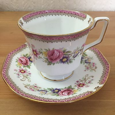 Richmond Queens Cup And Saucer