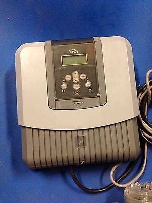 Swimming Pool Salt water chlorinator ZODIAC TRI MID Large power supply With Cell