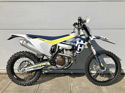 2017 Husqvarna Fe 250 With Just 1Hr On The Clock!  **finance Available**