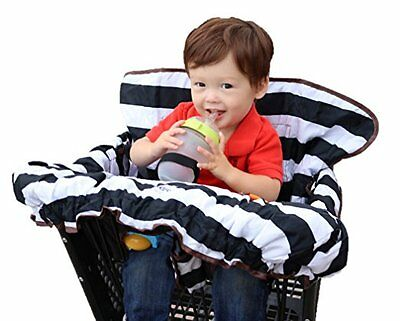 Grocery Cart Cover For Baby High Chair Toddler Infant Universal Fit Safety Play