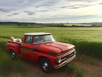 1963 Chevrolet Apache10 Pick-up Truck