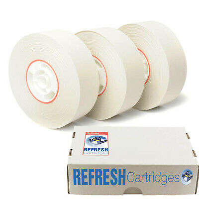 3 Rolls of Pitney Bowes Connect+ 149mm x 45mm Franking Machine Labels (CLA004)