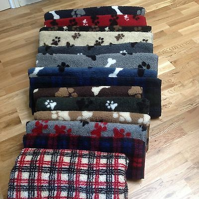 Snuggie Paws Pet Blanket - Dog Cat Sherpa Fleece Bedding Blankets Vet Bedding