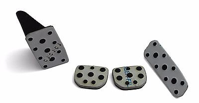 New Holden Commodore VY Sports Manual Pedal Set 92051185 Silver HSV SS Genuine