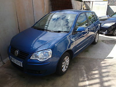 Vw Polo S1.4 Tdi 70 Spares Or Repair  Project