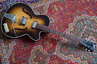 Hofner 4500 E2 V made in Germany in 1965 great condition