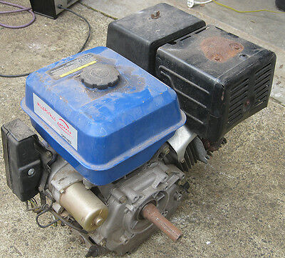 Millers Falls 'worker' 6.5 Hp Electronic Ignition Petrol Engine