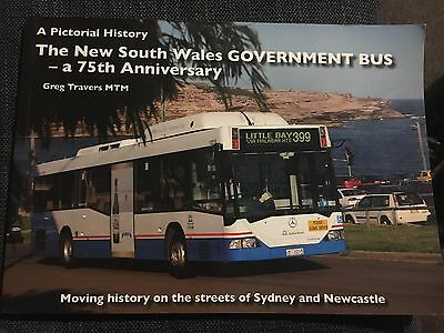 The New South Wales Government Bus: a 75th Anniversary (a pictorial history)
