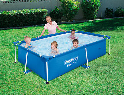 BESTWAY SPLASH FRAME POOL 239 x 150cm - WATER CAPACITY 1800L