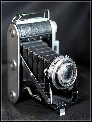 Rare Ensign Selfix 820 SPECIAL Camera. Folding.Film.