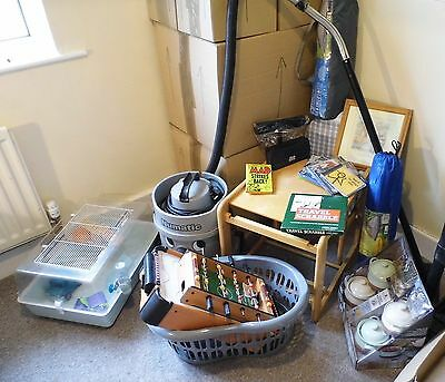 Joblot Carboot, ebay, mixed items new and used 17 items job lot wholesale