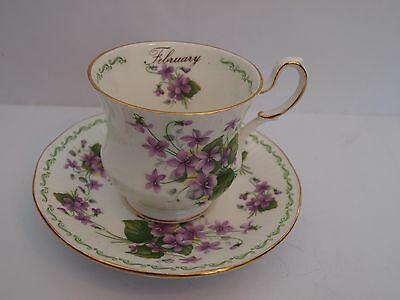 Cup And Saucer  Queens Fine Bone China