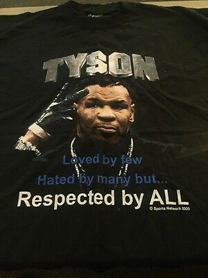 Official Mike Tyson Tshirt