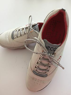Ecco Ladies Leather Golf Shoes 39