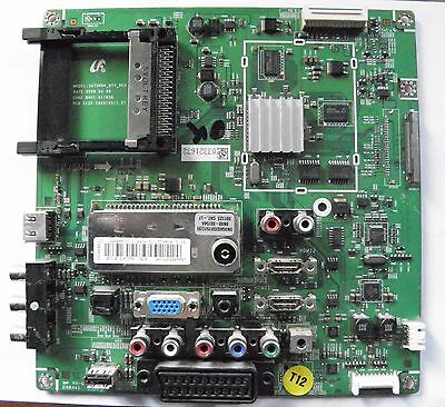Main AV Board BN41-01165B BN94-02710G FOR SAMSUNG LE40B530P7W