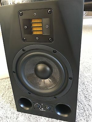 Adam A7X Active Studio Monitor (SINGLE) - 2-way, 7 inch woofer - New, opened box
