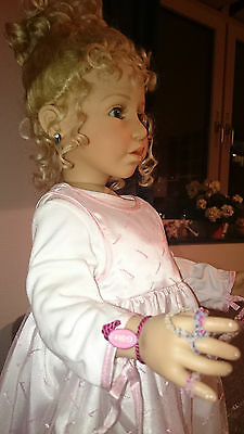 "Vintage LE Götz doll ""Isabelle"" by Joke Grobben with COA * SIGNED *"