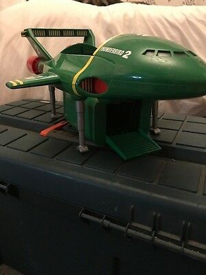 Vintage Thunderbirds Supersize Thunderbird 2 Gerry Anderson Matchbox 1992