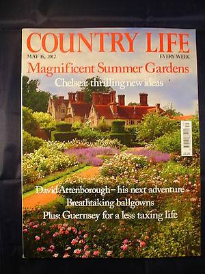 Country Life - May 16, 2012 - Summer gardens - Guernsey for less taxing life