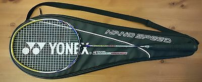 Yonex Nanospeed 9000 Badminton _ MatrixC60 _ Head Light Balance / Made In Japan