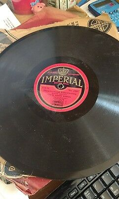 There's a good time coming sung by Albert Whelan. 78rpm