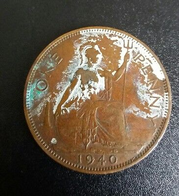 One Penny 1940