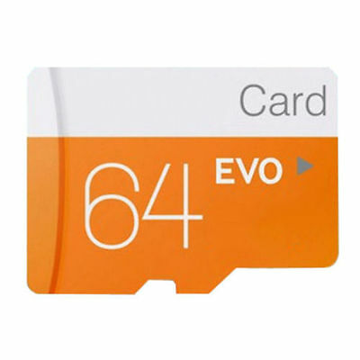 64GB Ultra Micro SD TF Flash Memory Card Class 10 for Camera Mobile Phone lot