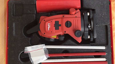 Hilti POS 15, Total Station!
